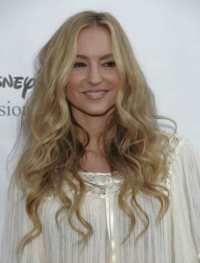 Drea de Matteo, who played Christopher's girlfriend Adriana La Cerva, appears on FX's 'Sons of Anarchy.' Photo: AP, Dan Steinberg / AP2009