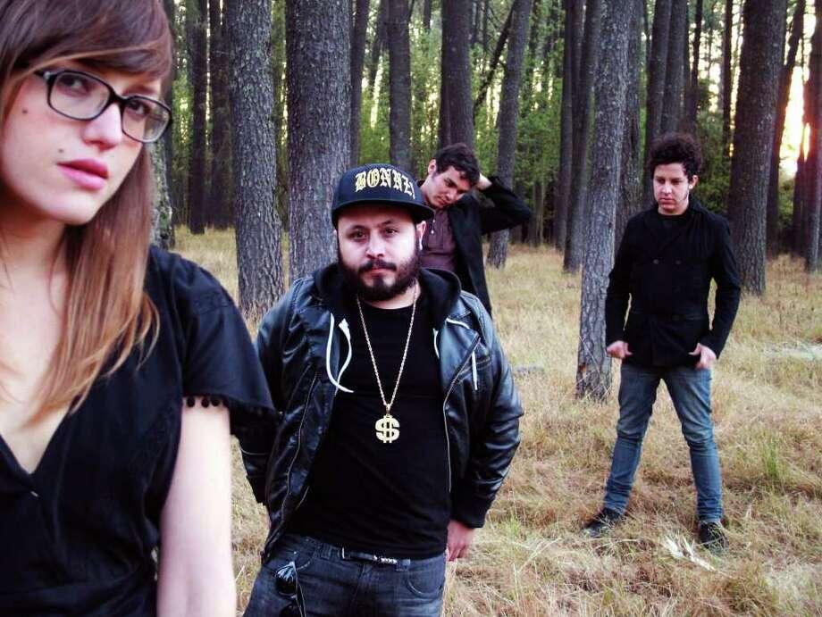 Rock que promete: es el que presenta la banda mexicana Hello Seahorse! gracias a sus influencias, que van del rock gótico al punk y la música electrónica. / handout
