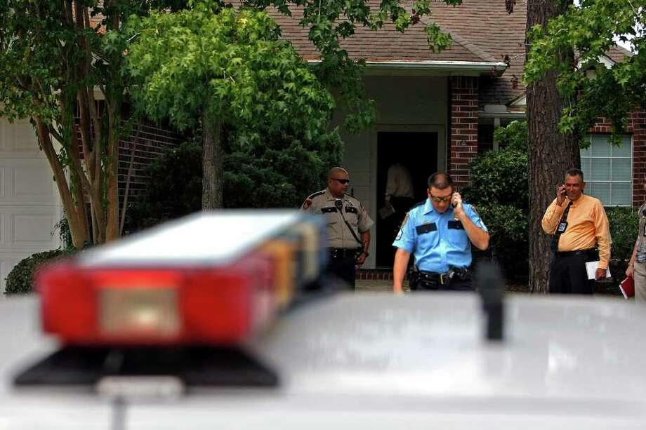 Situación difícil: el sheriff de Harris propone mantener a los enfermos mentales fuera de prisión. Photo: Johnny Hanson, Staff / © 2011 Houston Chronicle