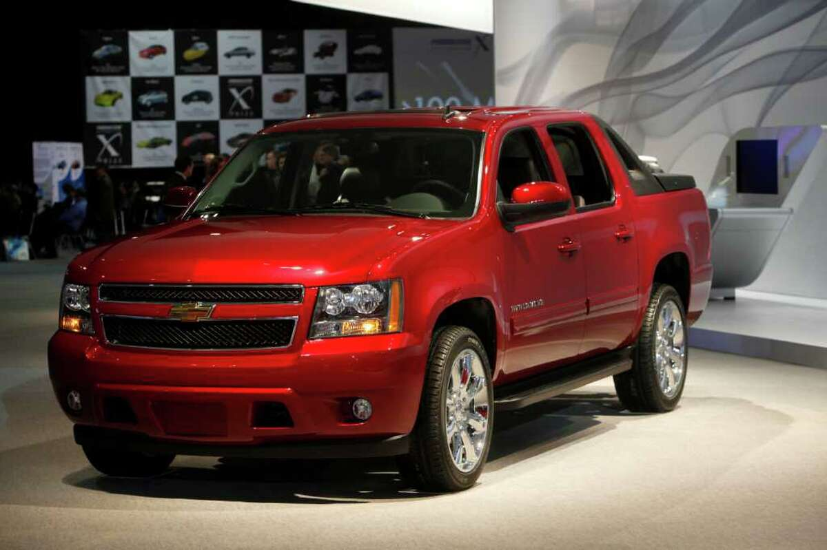 """Chevrolet Avalanche What Forbes said: """"This versatile cross between a full-size SUV and pickup truck continues for what is its final model year before being discontinued."""" Source:Forbes"""