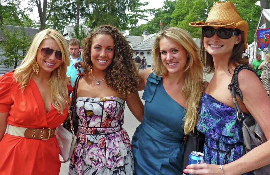 The 142nd Travers Stakes At Saratoga Race Course Photo: Phoebe Sheehan