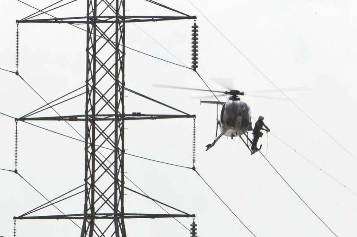 Power Line Helicopter Pilot ($101,000) This job requires flying close to power lines to inspect them with cameras attached to the helicopter. You'll also have to get a pilot license and log 2,000 hours of flight.