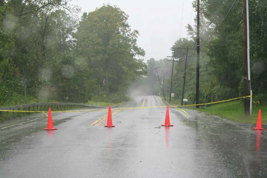 Jonesville Road in Clifton Park. (Nick Marino)
