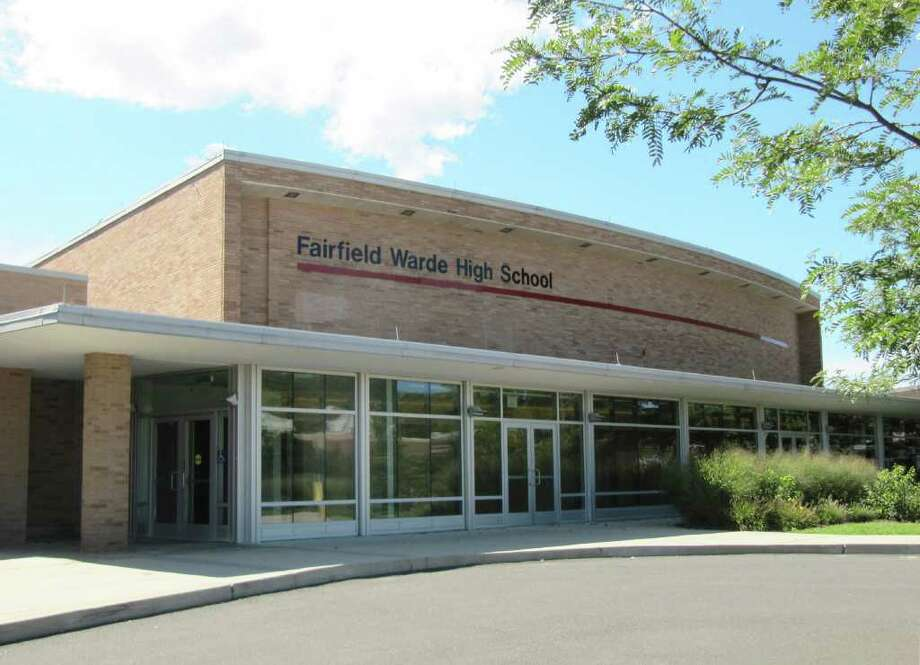 A view of Fairfield Warde High School at 755 Melville Ave. James Coyne is the school's headmaster. Photo: Kirk Lang / Fairfield Citizen