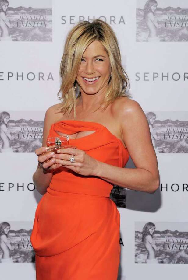 Jennifer Aniston pregnancy rumors are more popular than maybe even Aniston herself. But so far she does not appear to be pregnant.  Photo: Mike Coppola, Mike Coppola/Getty Images / 2011 Getty Images