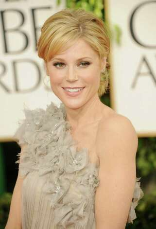 Actress Julie Bowen is pregnant with twins. She says she got pregnant the old-fashioned way, no in vitro necessary.  Photo: Jason Merritt, Jason Merritt/Getty Images / Getty Images North America