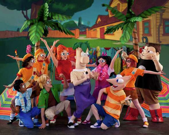 disney 39 s phineas and ferb the best live tour ever comes to