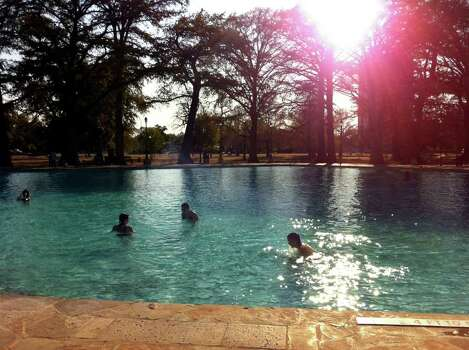 San Pedro Park Second Oldest In The U S Ready For A Redo San Antonio Express News