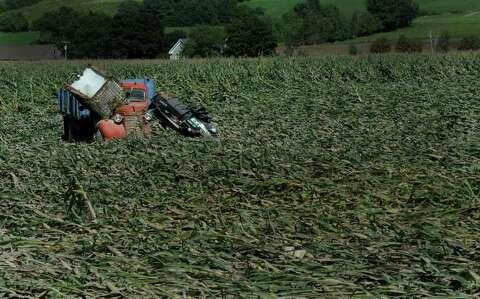 Irene soaks many of the region's farms - Times Union