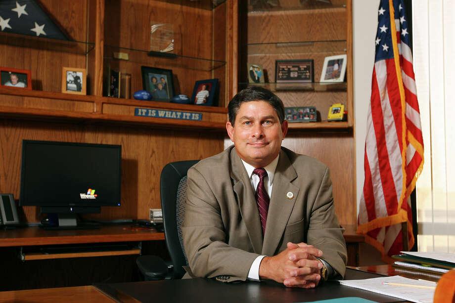 Brian Gottardy was confirmed as superintendent of NEISD. / © SAN ANTONIO EXPRESS-NEWS (NFS)
