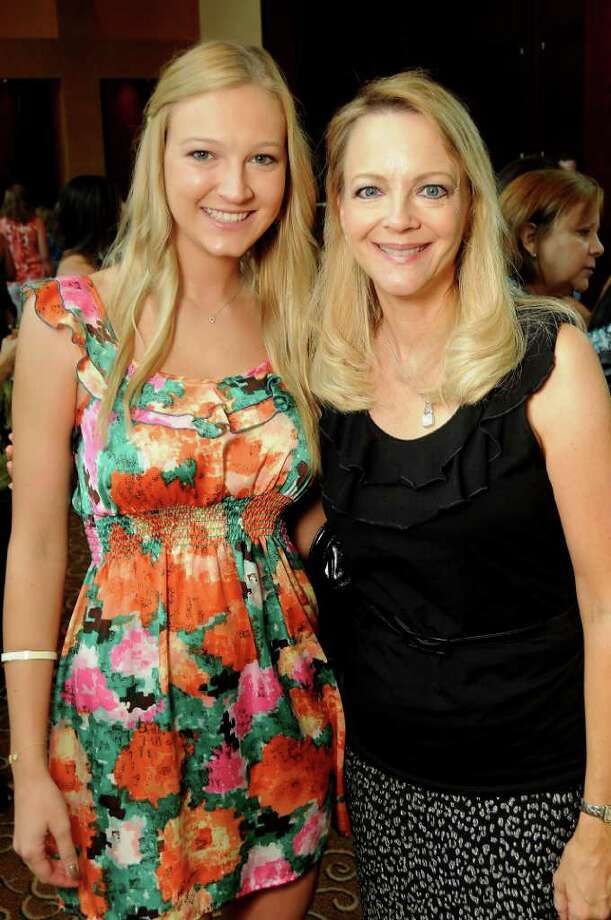 Haylie Peterson and Nancy Peterson  Photo: Dave Rossman, For The Chronicle / © 2011 Dave Rossman