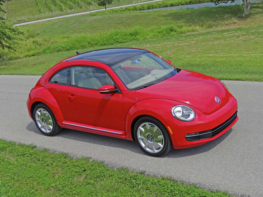 2012 Volkswagen Beetle (photo by Dan Lyons) Photo: Dan Lyons / copyright: Dan Lyons 2011 - All Rights Reserved