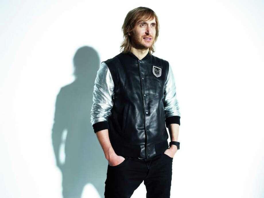 David Guetta. Rick Guest photo. Photo: Rick Guest Photo.
