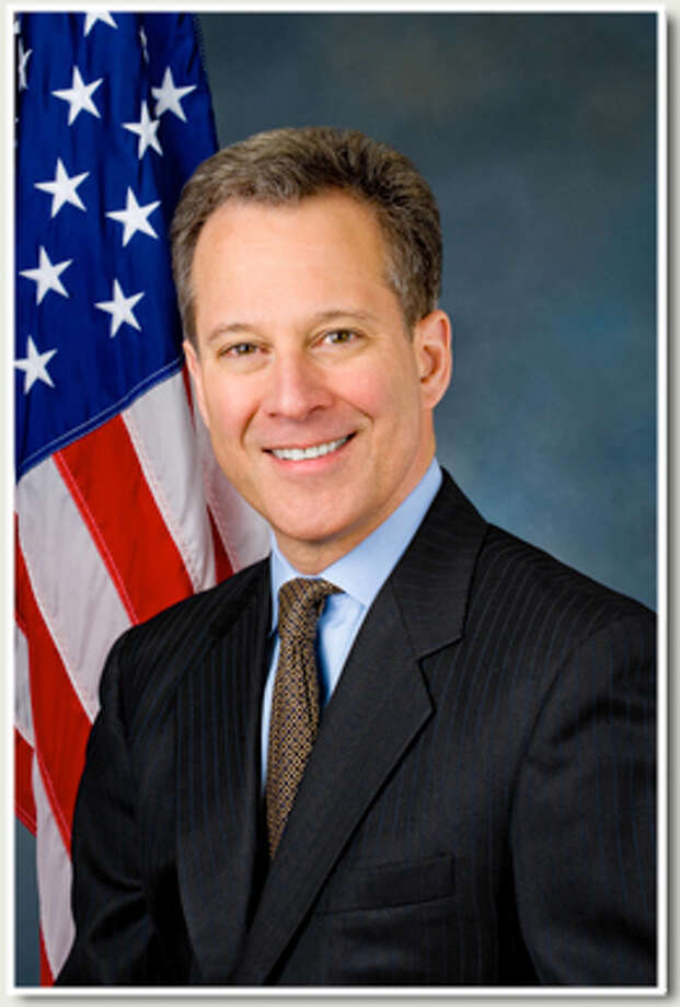 New York Attorney General Eric Schneiderman.