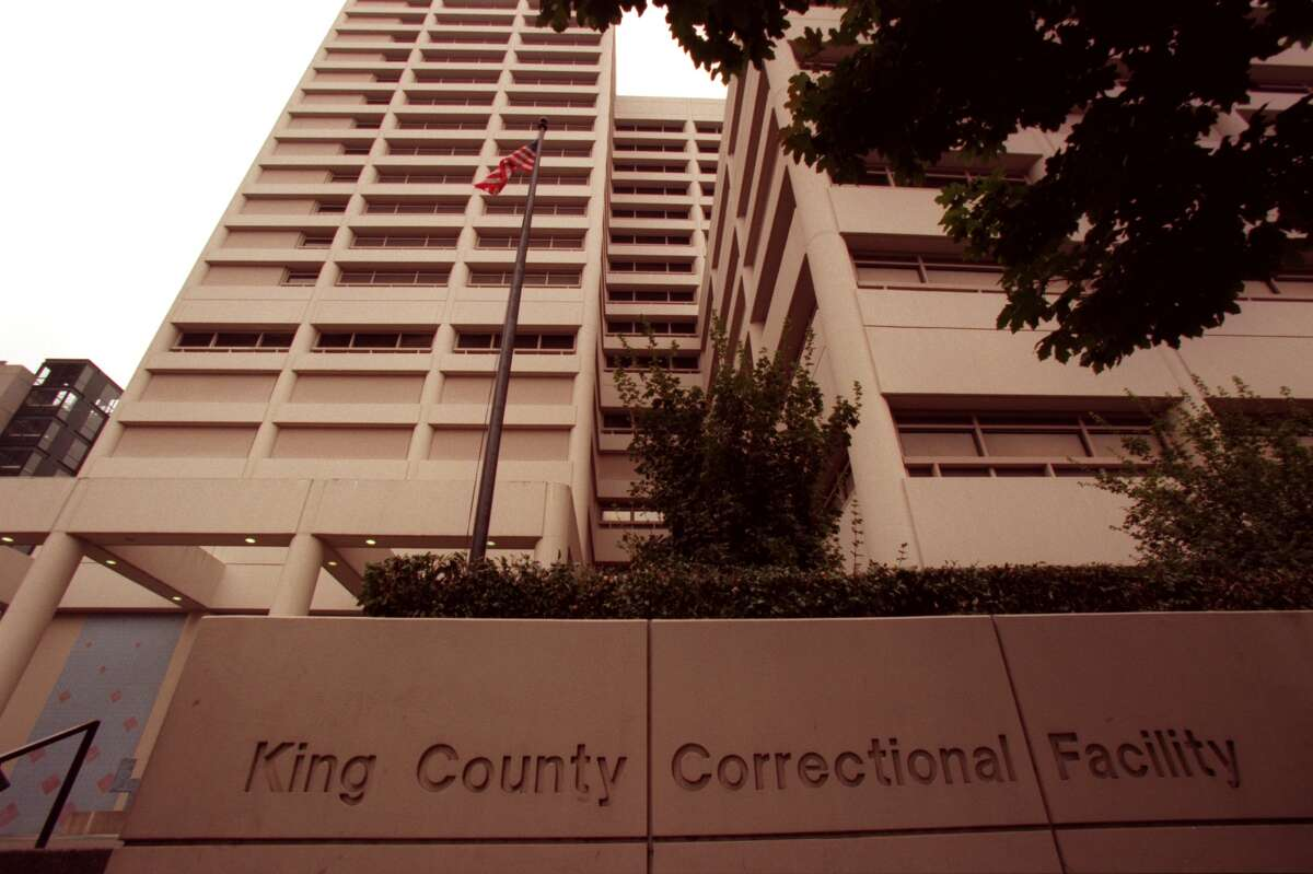 King County Correctional Facility in downtown Seattle.