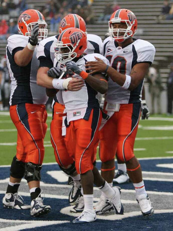 6. UTEP (3-9, 0-8): The Miners must replace nine offensive starters, including their entire offensive line. Photo: Billy Smith II, Houston Chronicle / Houston Chronicle