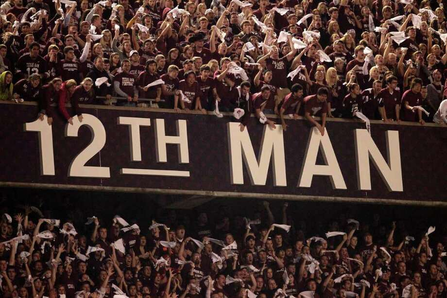 Talk of A&M's potential move to the SEC has caused a boon in ticket sales. Photo: Karen Warren, Chronicle / Houston Chronicle