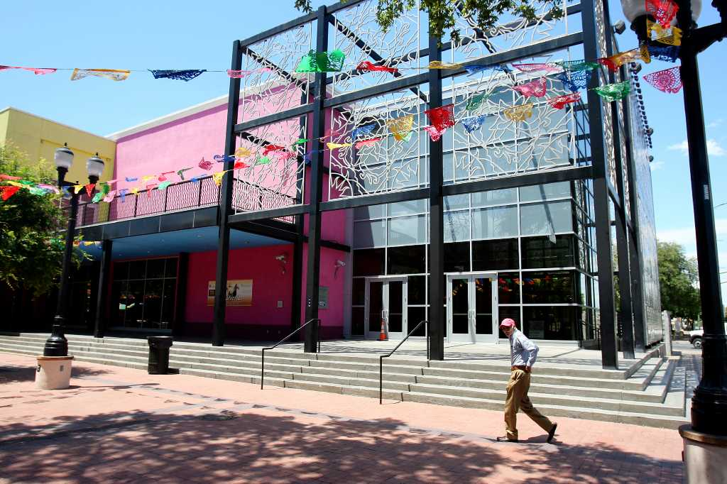 Museo Alameda Could Lose City Funds San Antonio Express News