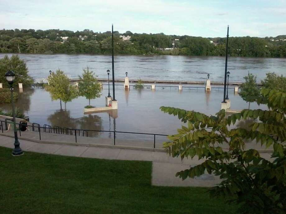 Corning Perserve in Albany at 5:30 p.m. on Monday, Aug. 29, 2011. (Mike Bernat)