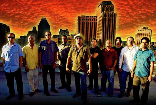 San Antonio big band Bombasta will be at the new Boneshakers in the old Wolfmueller Building at 306 Austin ST. to help get a grand-opening party started. Photo: Courtesy Photo