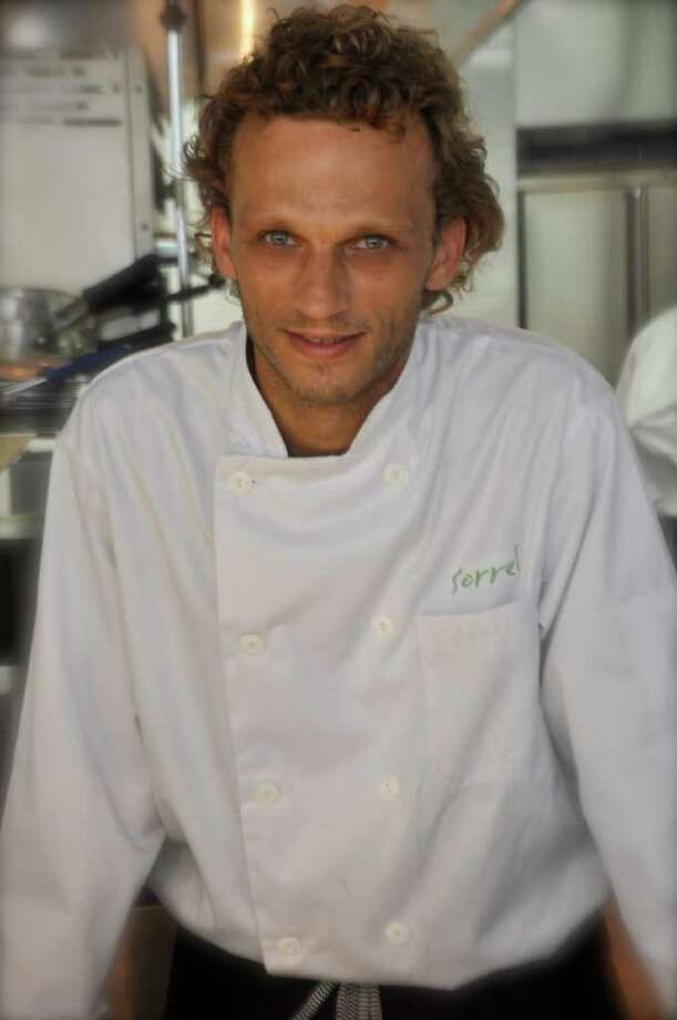 Chef Soren Pedersen of Sorrel Urban Bistro. Photo: Kimberly Park