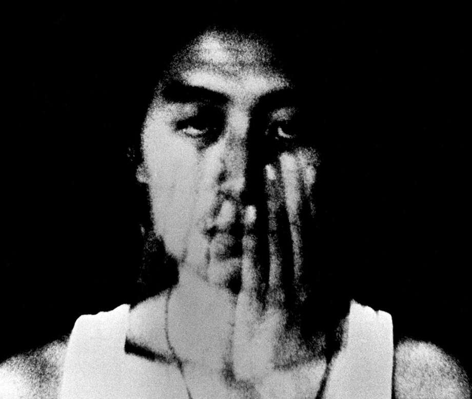 """Self-Portrait"" (1970) by Taiwanese photographer/artist Chang Chaotang, is part of the 2011 Fotoseptiembre exhibit. COURTESY MICHAEL MEHL"