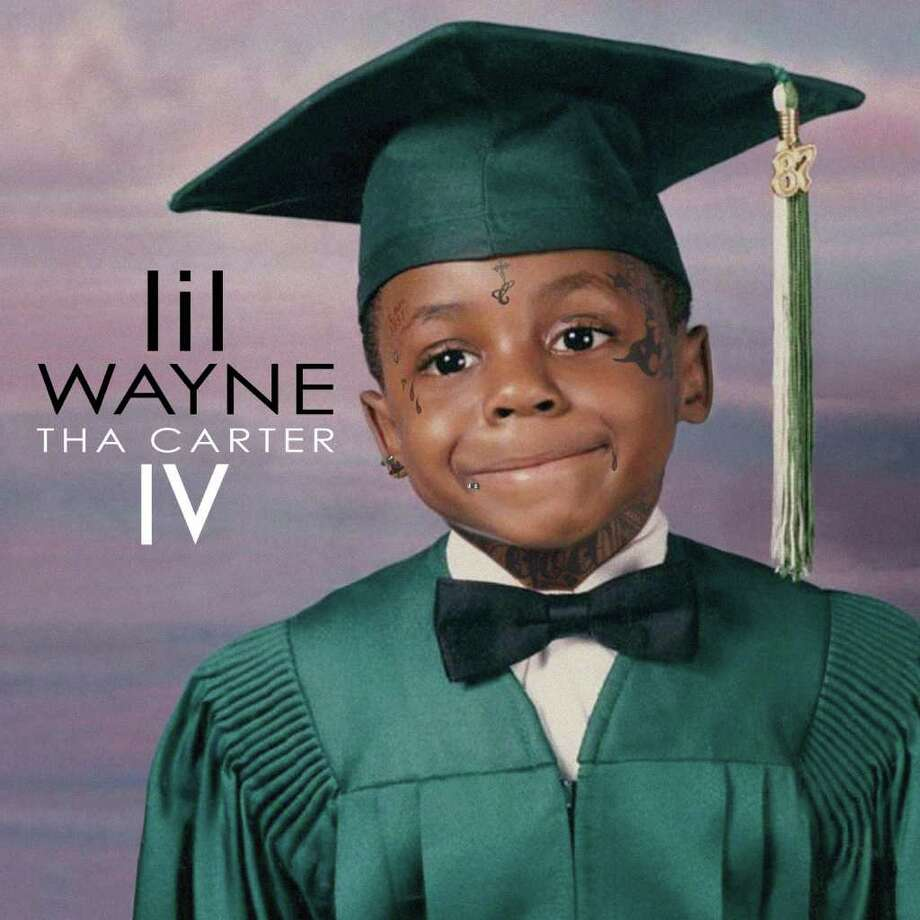 "Imagen de la cubierta del último álbum de Lil Wayne ""Tha Carter IV"", difundida por Cash Money/Universal Records. (Foto AP/Cash Money/Universal Records) Photo: Anonymous, HOEP -end- / Copyright 2011 The Associated Press. All rights reserved. This material may not be published, broadcast, rewritten or redistribu"