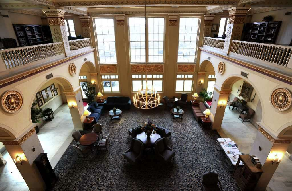The Hotel Beaumont Will Be Relocating It S Retirement Residents To Other Isted Living Facilities And Closing