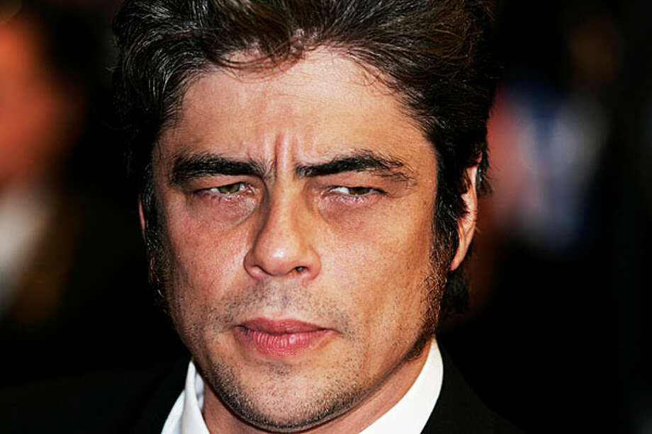 "Benicio Del Toro is one well respected Boricua in Hollywood. Del Toro's family relocated from Puerto Rico to a farm in Pennsylvania when he was a child after the death of his mother.  While he was more of a basketball player he developed an interest in acting after taking a  class and started studying under Stella Adler at the Circle in the Square Acting School. Del Toro has played cop, gangster, drug lord and vicious henchman in movies like ""Traffic,"" ""The Funeral,"" ""License to Kill"" and many others. Del Toro's acting skills, rugged looks and careful choices make him  a real bad-ass Latino. Photo: Courtesy Photo / 2005 Getty Images"