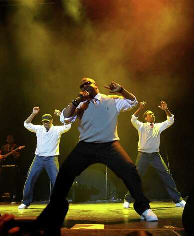 Boyz II Men. Photo: Gerald Herbert / AP2011