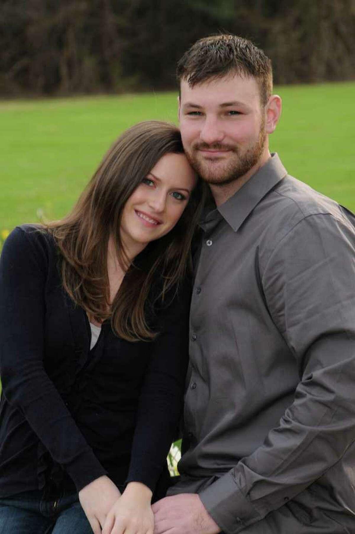 Laura Stewart and Jeffrey Rubino are engaged.