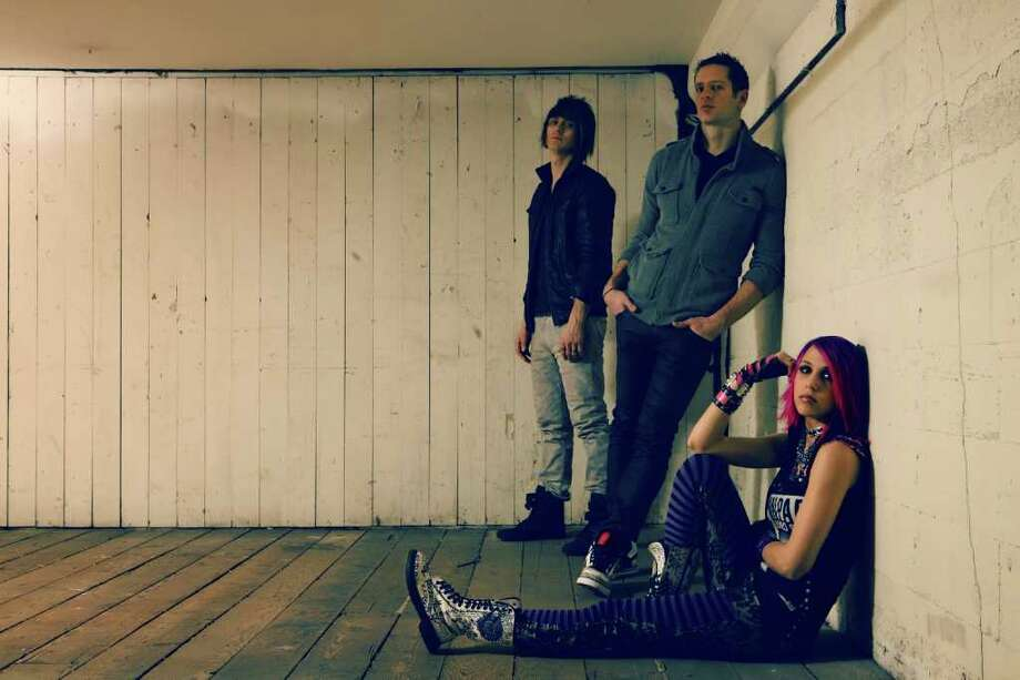 Christian contemporary band Icon for Hire has a new CD out, Scripted. Photo: Tooth & Nail Records / Tooth & Nail Records