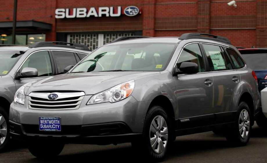 Wagon: 2006-'11 Subaru Outback  Source: Edmunds Photo: Rick Bowmer, STF / AP