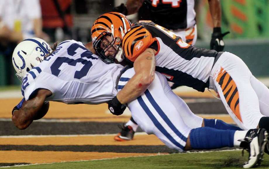 Colts 13, Bengals 13         