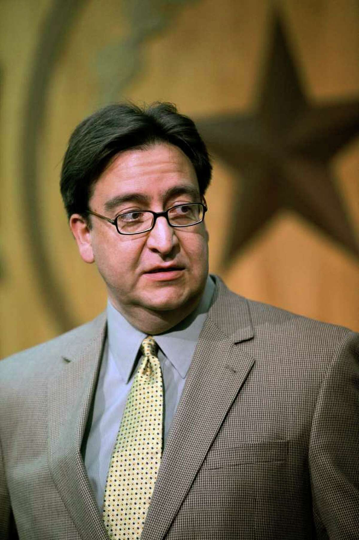 """State Rep. Pete Gallego: """"We've got to tone it down."""""""