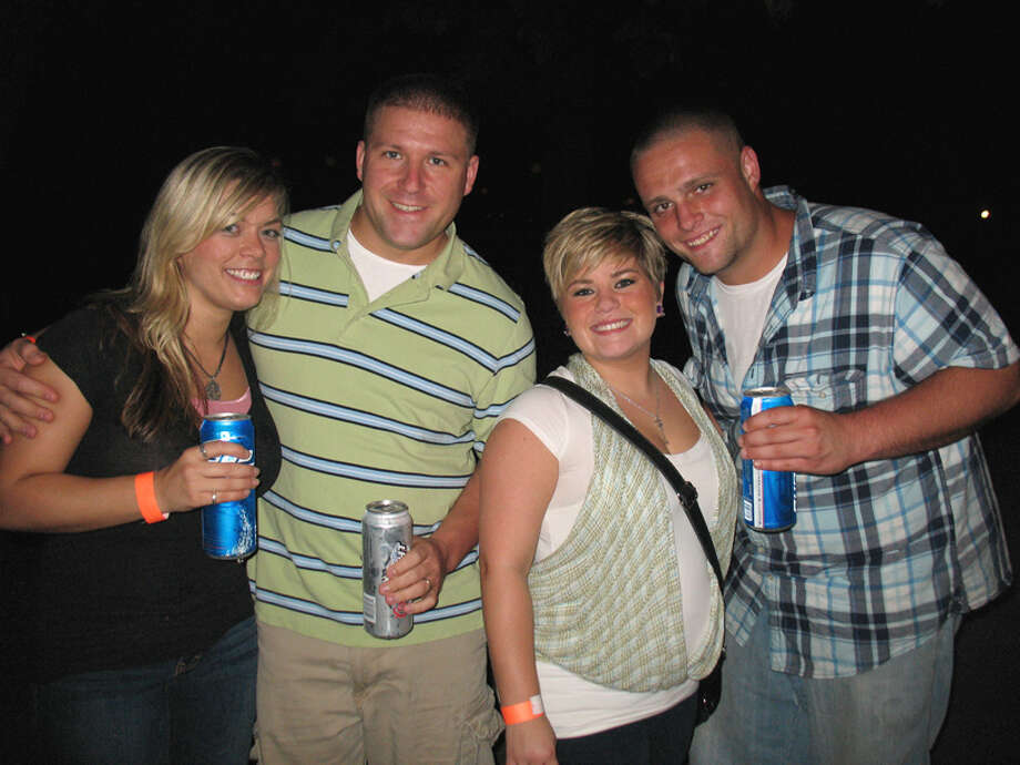 Were you SEEN at Incubus at SPAC on Thursday, September 1, 2011? Photo: Brian Tromans