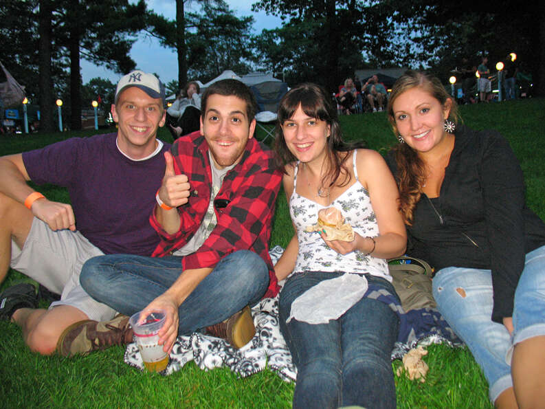Were you SEEN at Incubus at SPAC on Thursday, September 1, 2011?