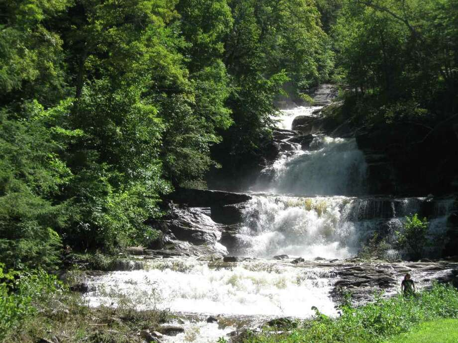 KENT Take a hike Sunday, June 8, from 8:30 to 11 a.m. at Tobin Preserve/Laurel Loop, with a ridgeline above Kent Falls State Park. Click here for more info.  Photo: Contributed