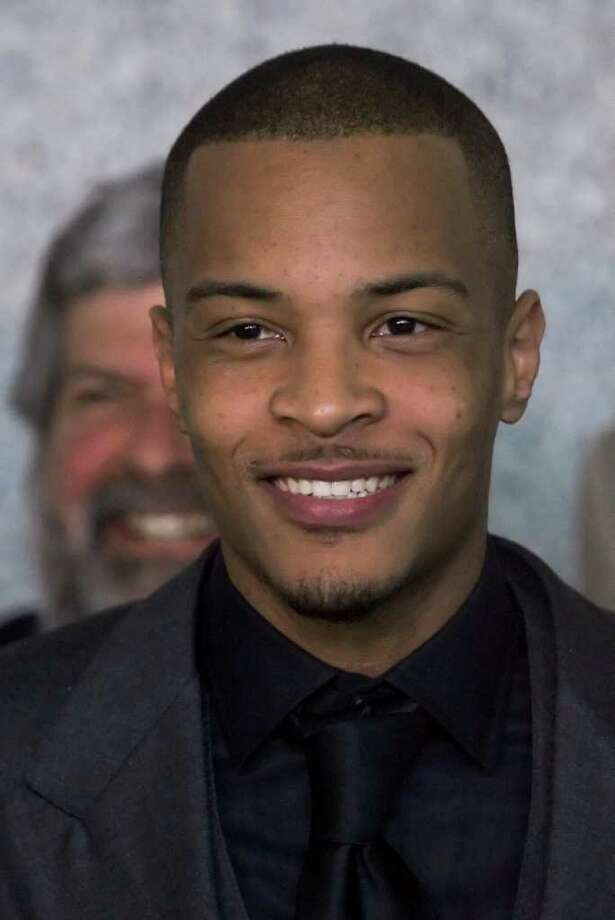 T.I.Reason To Live In 2012, Creed's Scott Stapp said that T.I. rescued the singer he jumped from the balcony of a hotel's penthouse in a drug-induced state. The singer claims that the rapper found him and immediately took control of the situation. That's not his first time saving a life. In 2010, the rapper came across a man trying to jump from the top of a 22-story radio station. The rapper arrived on scene and recorded a message for the man, which the police delivered to the would-be jumper.  Photo: John Amis, Associated Press / AP2009