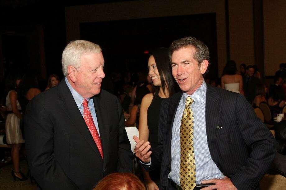 Rich Kinder, left, and Jeff Cohen Photo: Courtesy Photo
