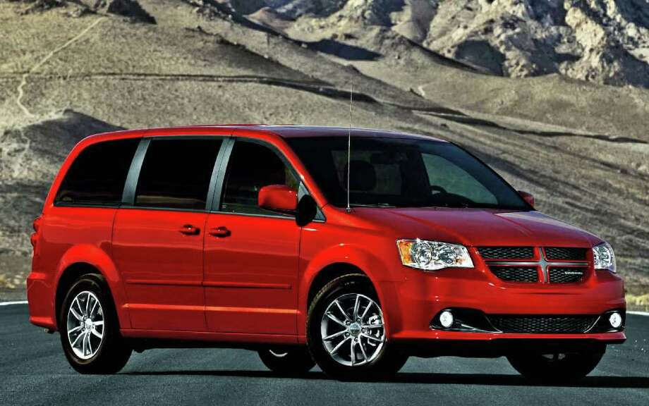 The Dodge Grand Caravan has been updated for 2011 and given a new 283-horsepower V-6 engine. COURTESY OF CHRYSLER GROUP LLC Photo: Chrysler Group LLC., COURTESY OF CHRYSLER GROUP LLC