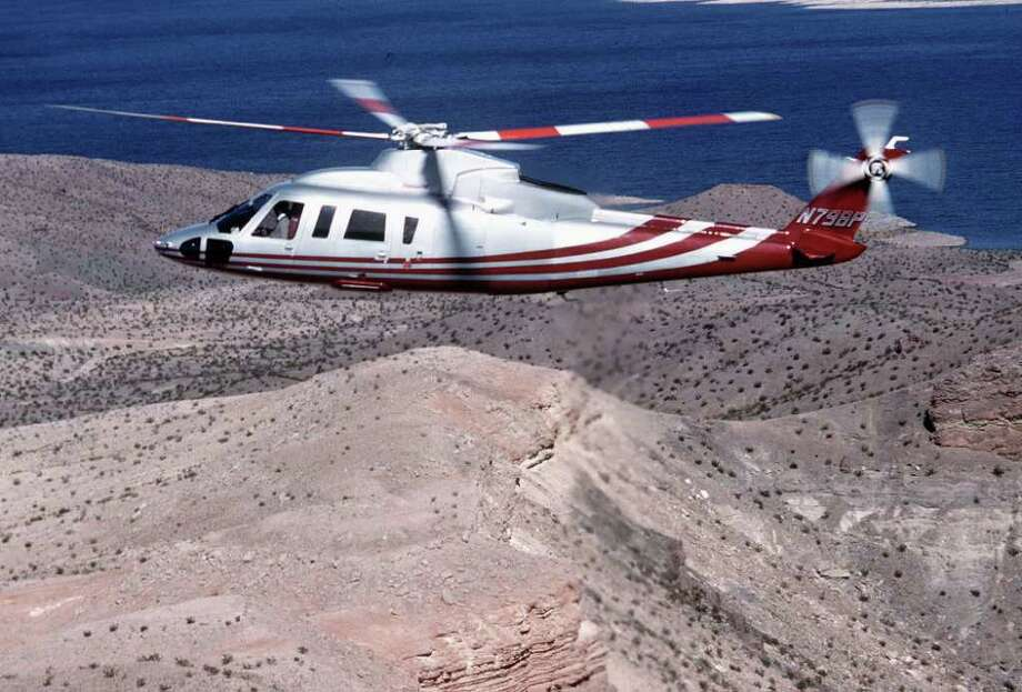 Sikorsky's S-76 helicopter. PHI Inc. claims Sikorsky withheld a report by one of its lead engineers because his analysis concluded the company's faulty design caused an S-76 to crash near Morgan City, La. in 2009. CONTRIBUTED PHOTO/SIKORSKY Photo: Contributed Photo