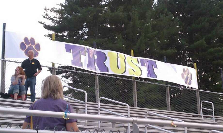 Were you Seen at the Guilderland-Ballston Spa Football Game Photo: By Ben Meyers