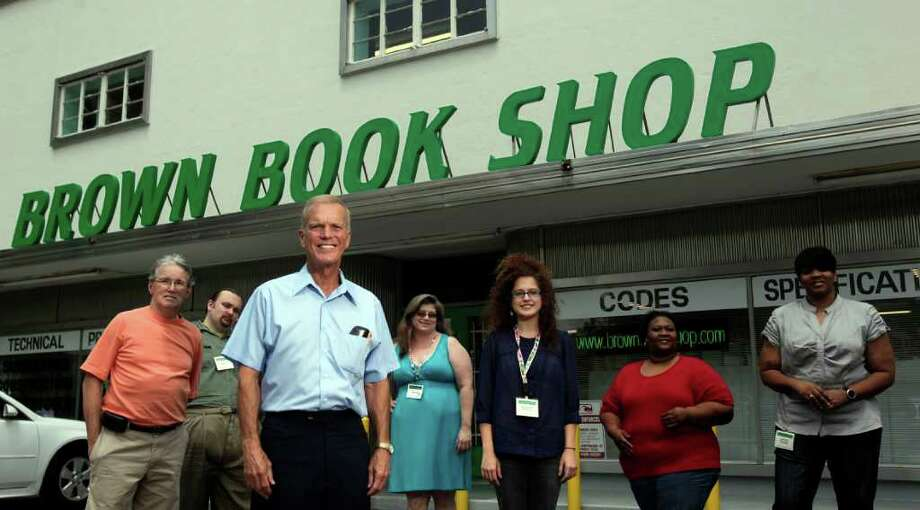 Granted, the Brown Book Shop only sells technical and trade books, but just imagine what you could learn. And we don't think Barnes and Noble is coming any time soon. Photo: Johnny Hanson, Staff / © 2011 Houston Chronicle