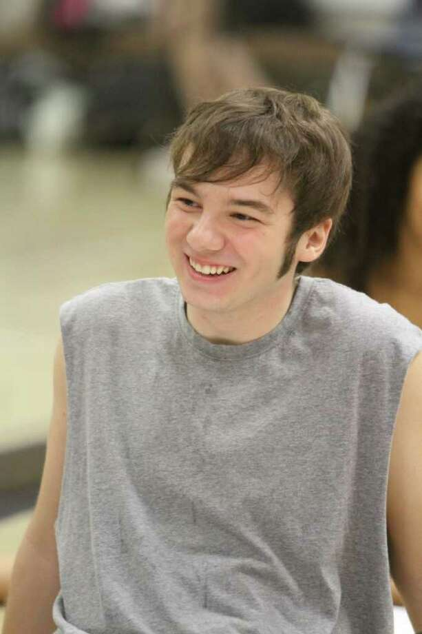 """COURTESY MAX BAILEY HOME-GROWN TALENT: Clear Springs High School senior Max Bailey will appear in """"Vote! A New Musical"""" on stage at the Hobby Center for the Performing Arts in Houston. Photo: COURTESY MAX BAILEY"""