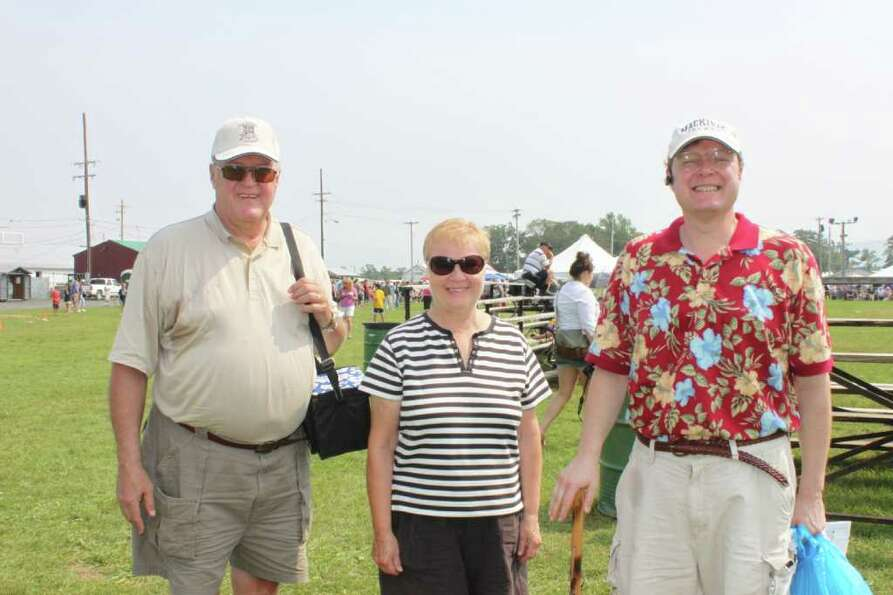Were you SEEN at the Capital District Scottish Games?