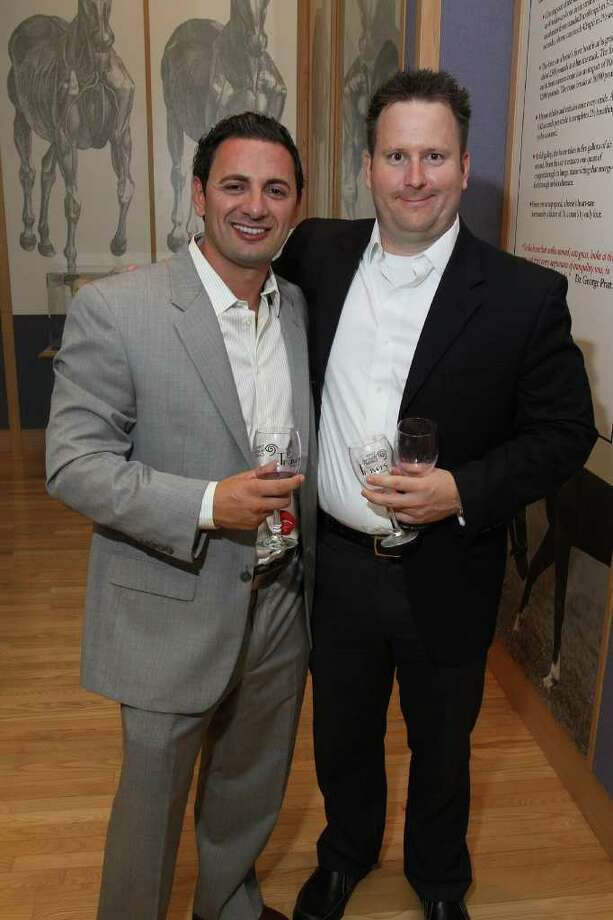 Were you seen at the 13th Annual Travers Wine Tasting? Photo: Joe Putrock/Special To The Times Union