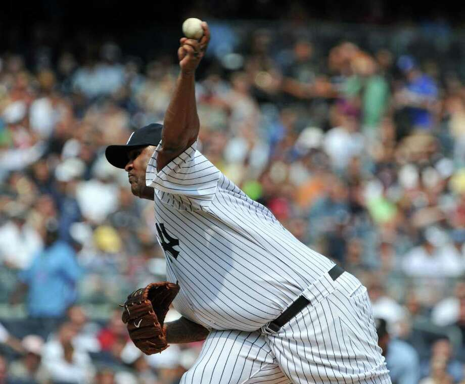 Christopher Pasatieri: Getty Images JAYS' NUMBER: The Yankees' CC Sabathia is 12-3 in 15 career starts against Toronto, including 3-0 this year and 7-0 since the beginning of 2007. Photo: Christopher Pasatieri, Stringer / 2011 Getty Images