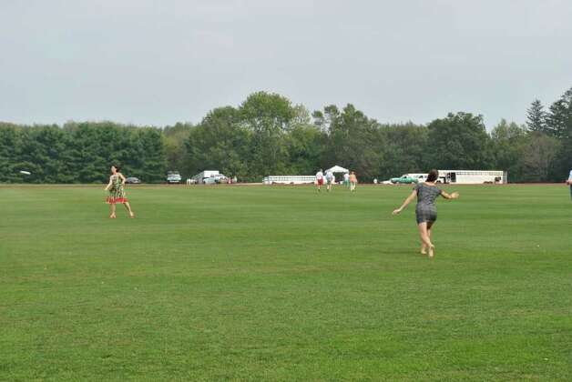 A polo match took place in Greenwich on September 4, 2011. Photo: Lauren Stevens/Hearst Connecticut Media Group