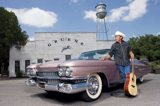 George Strait s latest CD   quot Here for a Good Time  quot  is a freewheeling    George Strait Truck